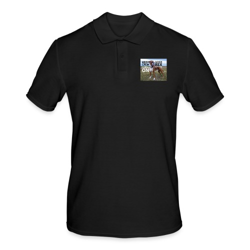 Keep calm and carry on - Men's Polo Shirt