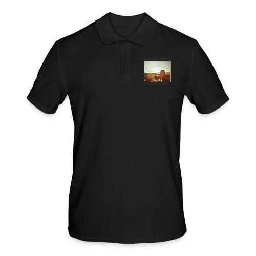 No Space For Stress - Men's Polo Shirt