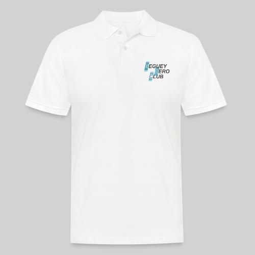 logo Le B.A.C. 2018 bordure blanche - Polo Homme