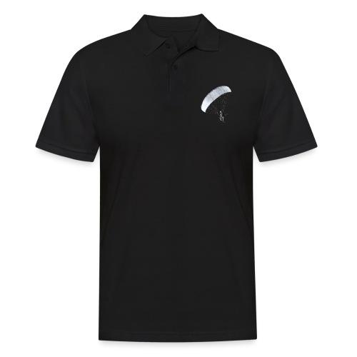 Paragleiter Bleistift - Männer Poloshirt