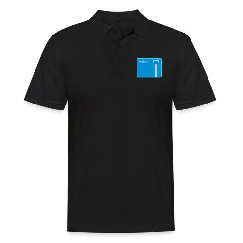 Route 1 - Men's Polo Shirt