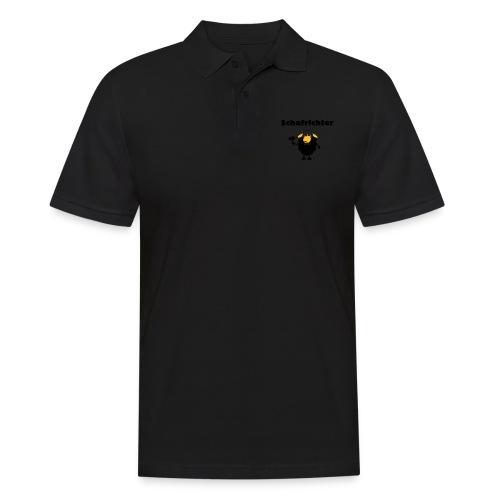 Schafrichter (Richter) - Männer Poloshirt