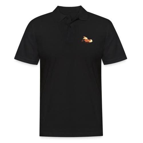 eevee - flareon - the sleppy one - Men's Polo Shirt