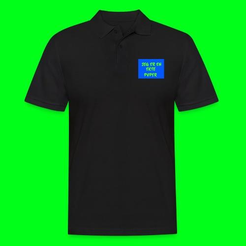 GotPvpGeneseren - Poloskjorte for menn