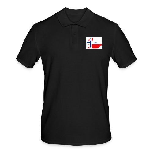 bunny_NY_LOGO_LI - Men's Polo Shirt