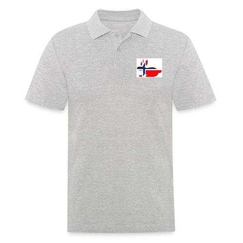 bunny_NY_LOGO_LI - Men's Polo Shirt