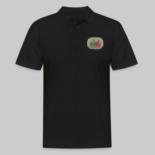 VJocys Santa Green - Men's Polo Shirt