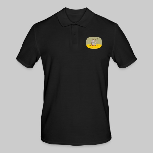 VJocys Devil Pope - Men's Polo Shirt