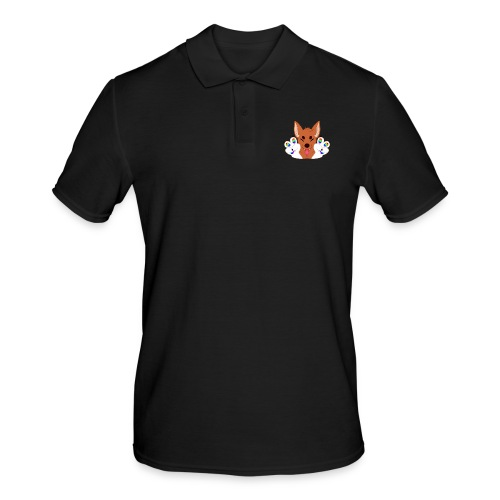 Magic's Gay Peace Fingers - Men's Polo Shirt