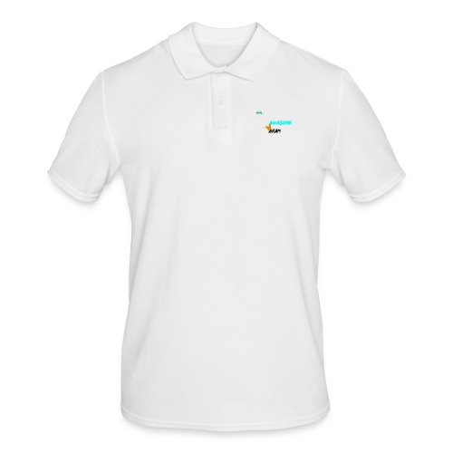 king awesome - Men's Polo Shirt