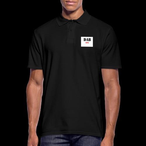 DABKING - Männer Poloshirt