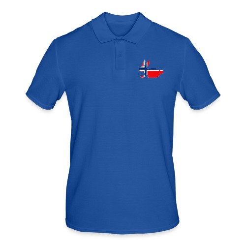 norwegian bunny - Men's Polo Shirt