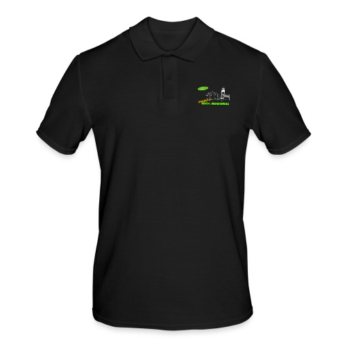 Dark City Gates - Men's Polo Shirt