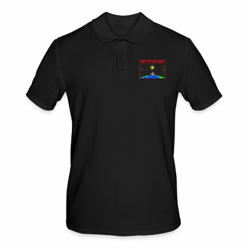 Sky is the limit - Men's Polo Shirt