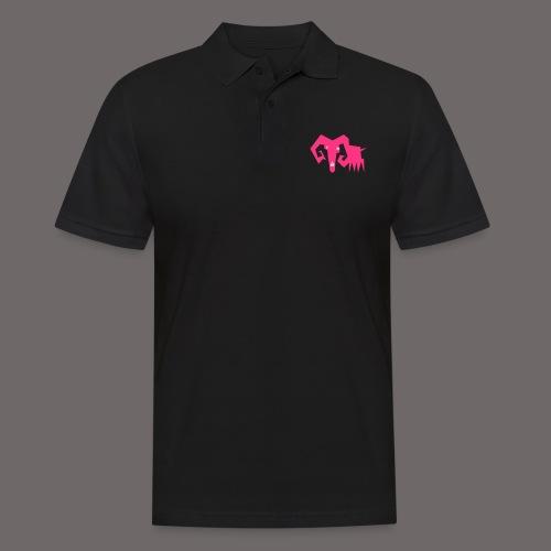 grosse ziege - Männer Poloshirt