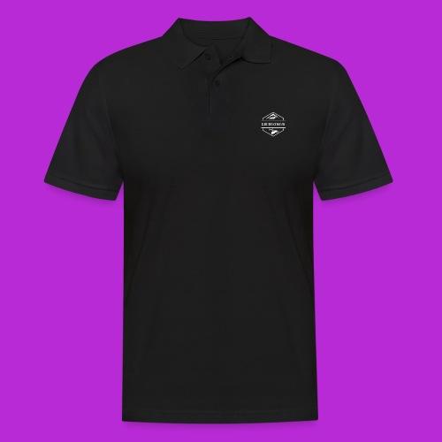 SoN T-Shirt White Logo - Men's Polo Shirt