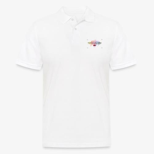 Versinho cmyk - Men's Polo Shirt