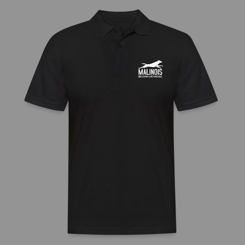 Belgian shepherd Malinois - Men's Polo Shirt
