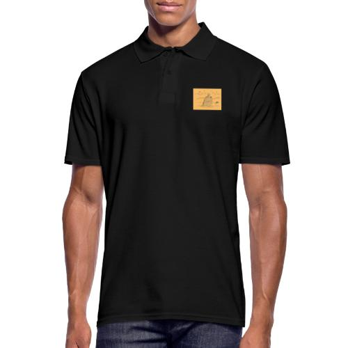 201412 affiche Spreadshirt 14 - Polo Homme