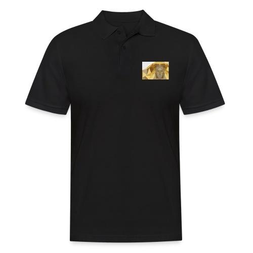 In awe of Jesus - Men's Polo Shirt