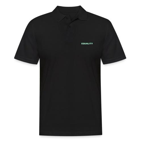 EQUALITY tote - Poloskjorte for menn