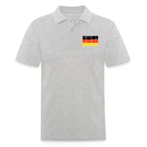 german flag.png - Polo da uomo