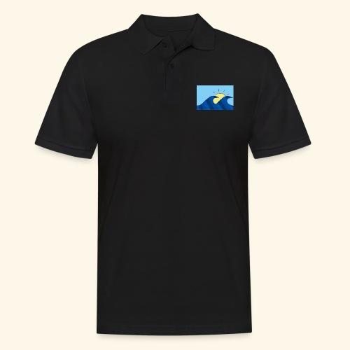 Espoir double wave - Men's Polo Shirt