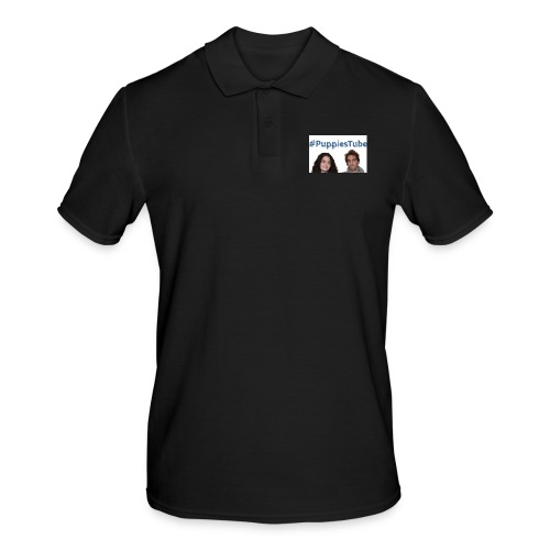 T-Shirt Bianca secondo modello - Polo da uomo