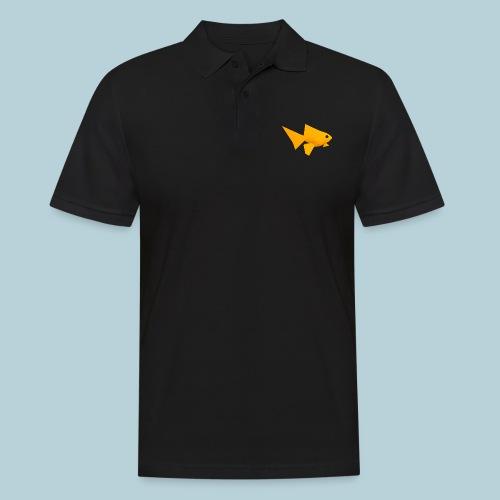 RATWORKS Fish-Smish - Men's Polo Shirt