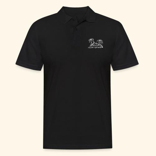 Globetrotter - Männer Poloshirt