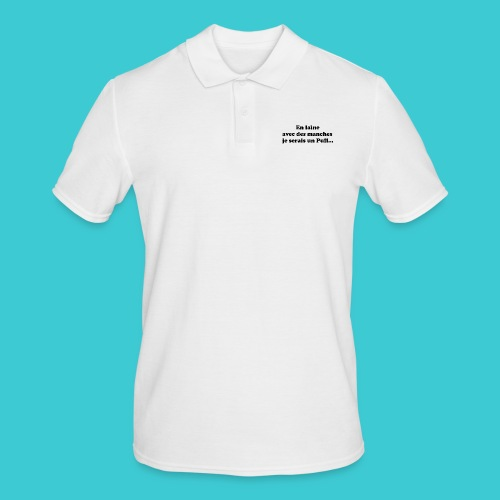 t-shirt humour - Polo Homme