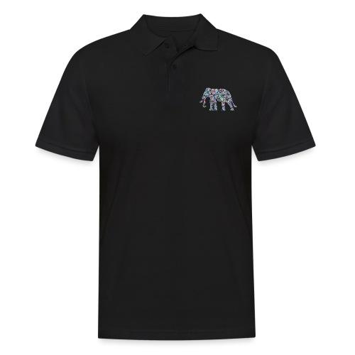 Elephant - Men's Polo Shirt