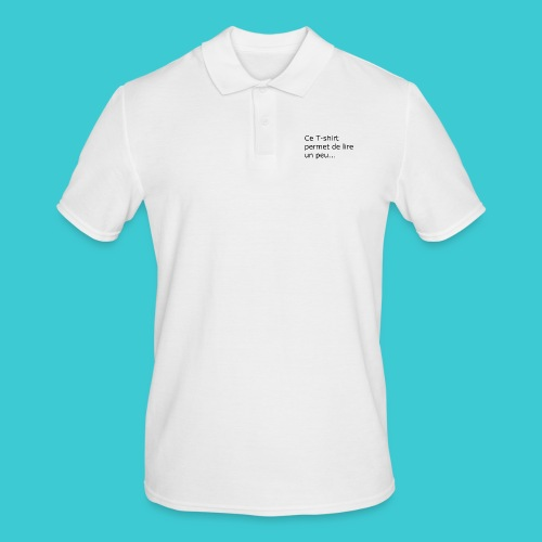 t shirt3 - Polo Homme