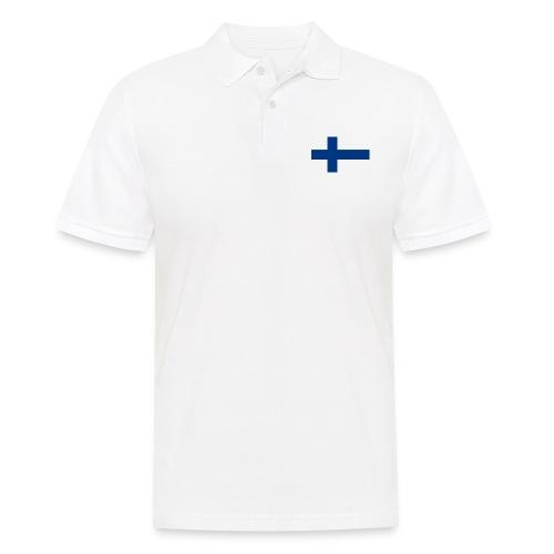 800pxflag of finlandsvg - Miesten pikeepaita