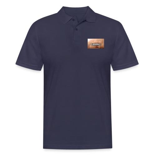 GamingDust LOGO - Men's Polo Shirt