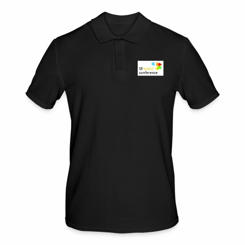 SFworldconference T-Shirts - Männer Poloshirt