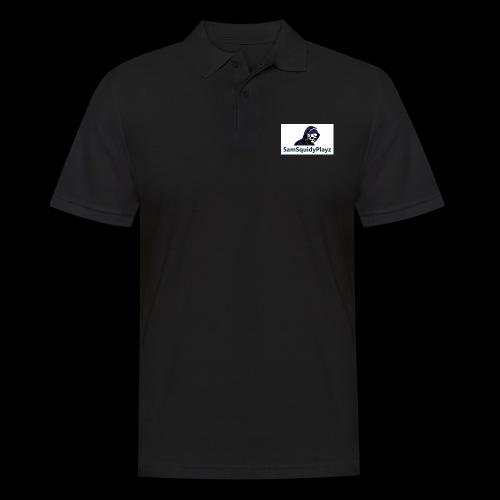 SamSquidyplayz skeleton - Men's Polo Shirt