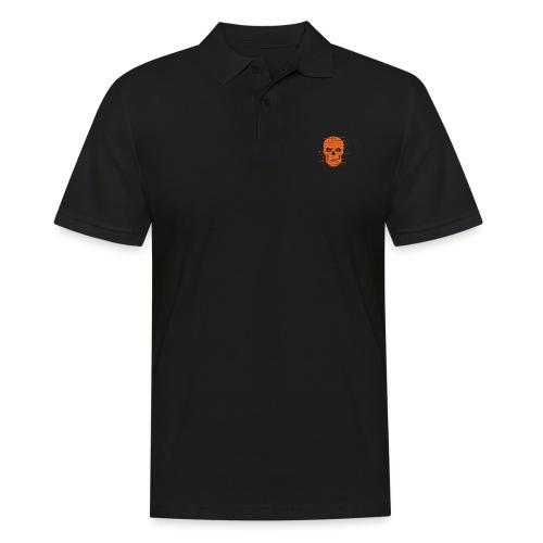 Silverline Skull - Männer Poloshirt