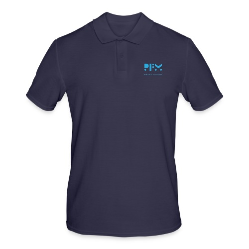 PFM_logo_video - Men's Polo Shirt