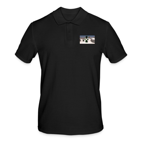 t-shirt - Pikétröja herr