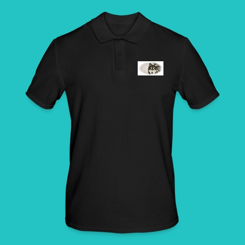 Bluza Wilk - Koszulka polo męska