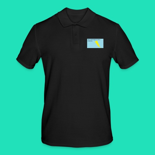 Koszulka Dla Dzieci PiorunoCraft - Koszulka polo męska