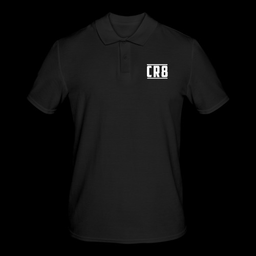 CR8 Hoodie - Black - Men's Polo Shirt