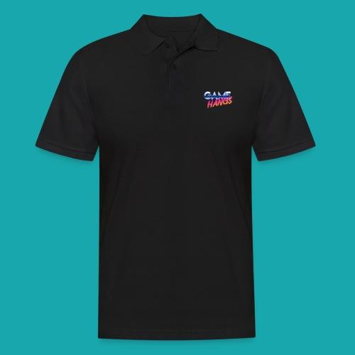 GameHangs Snapback - Men's Polo Shirt