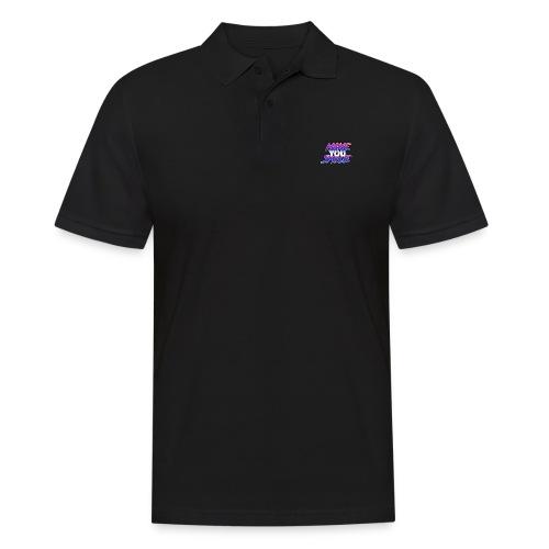 MAKE YOU SMILE - Men's Polo Shirt