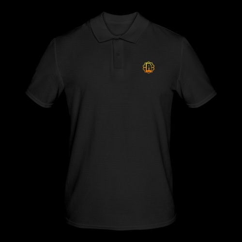 'A' Design Gold Edition - Men's Polo Shirt