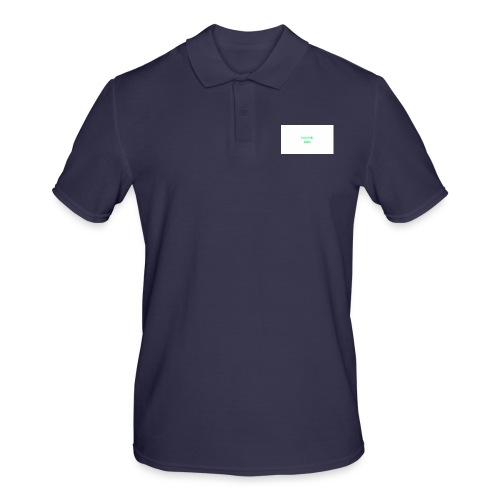 LetsTalk ColU - Men's Polo Shirt