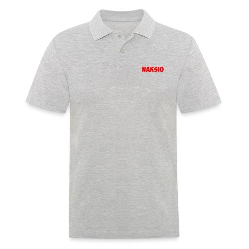 T-shirt NAKSIO - Polo Homme