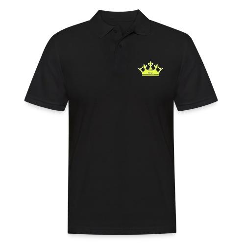 Team King Crown - Men's Polo Shirt