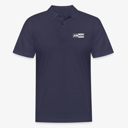 Jeaswear logo - Mannen poloshirt